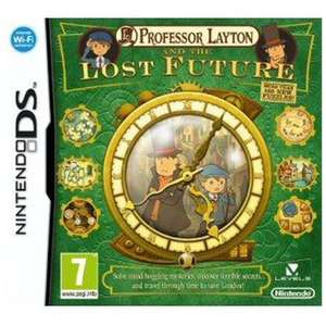 Professor Layton And The Lost Future (DS) - £17.99 Delivered @ Play.com