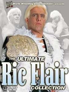 Ric Flair Ultimate Collection 3 Discs - £5.45 @ Zavvi.co.uk
