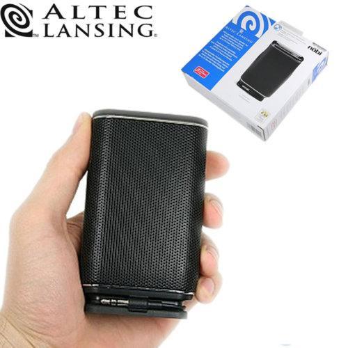 Altec Lansing Nobi - 360-degree Ultra Portable Speaker @ Ebay Stock People Outlet