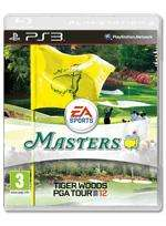 Tiger Woods PGA Tour 12: The Masters (PS3) back to £24.99 @ game