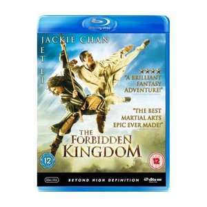 The Forbidden Kingdom (Blu-ray)  - £4.99 Delivered @ Play