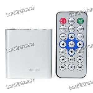 Mini 1080P Full HD Media Player  - £28.60 Delivered @ Dealextreme