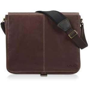 Sony leather 15.5 inch Laptop Bag - £22.16 @ Scan