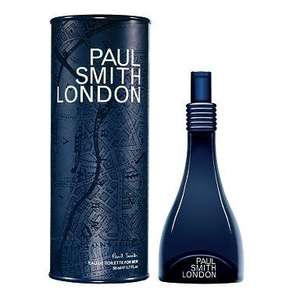 Paul Smith London Aftershave 30ml EDT - £14.81 @ Debenhams