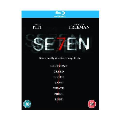 Seven (Blu-ray) - £6.39 (using code) Delivered @ HMV