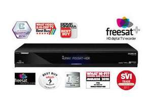 Humax FOXSATHDR-G 320GB Freesat - £188.81 - 320GB @ humax direct