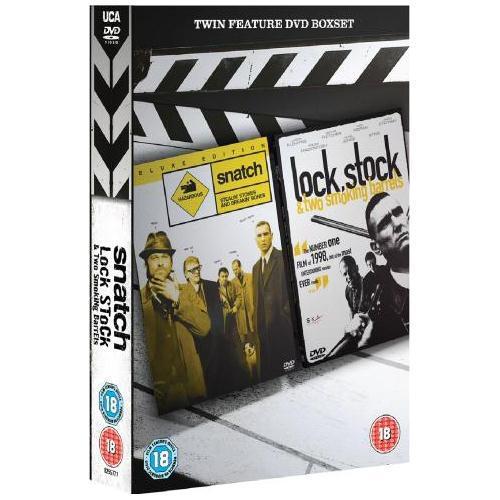 Snatch / Lock Stock & Two Smoking Barrels (2 Discs) £5.00 @ Play