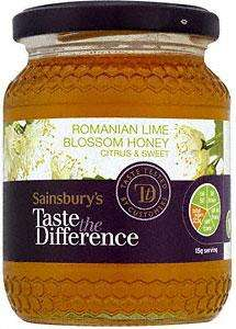 Romanian Lime Blossom Honey - Sainsburys TTD - in store 71p