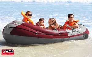 Inflatable family dinghy or Inflatable 2 person kayak £29.99 @ Lidl FROM 30th May