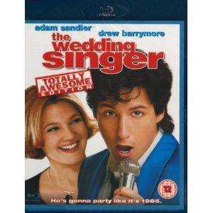 The Wedding Singer - Totally Awesome Edition (Blu Ray) £4.60 delivered @ Amazon