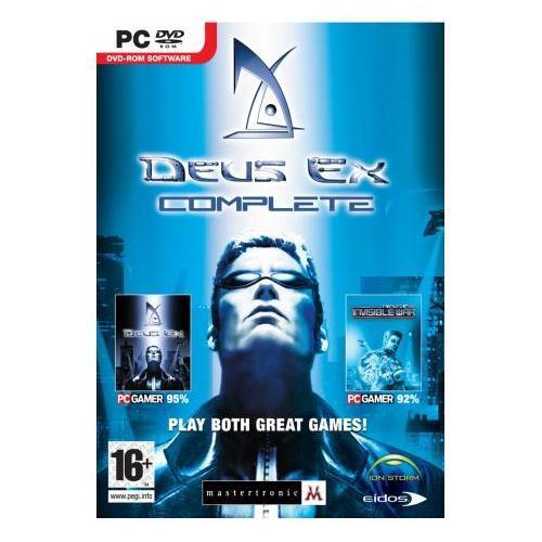 Deus Ex: Complete Edition - £5 (Play.com)