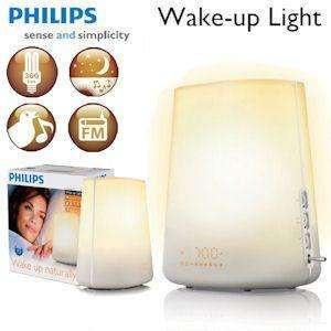 Philips Wake-up Light with Radio and Energy Efficient Light-£52.90 delivered! @Ibood
