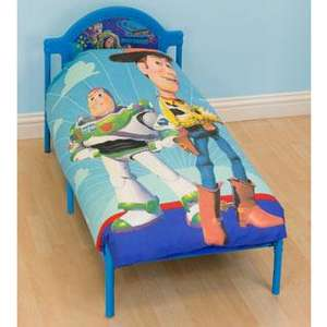 toy story toddler bed at tj hughes £29.99 + delivery