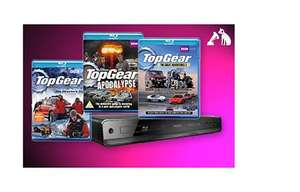 Blu-ray Player With Built In Bdlive And 3 Top Gear Titles (Philips) £88.01 @ HMV using code