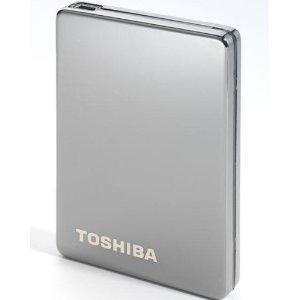 Toshiba PX1750E-IHB5 StorE Alu2 2.5 inch 250GB Hard Disk Drive  now £29.98 delivered @ amazon