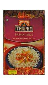 5kg Trophy basmati rice £5.49 @ LIDL