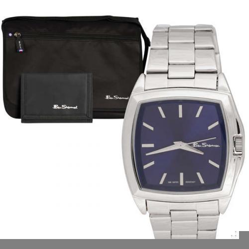 Ben Sherman - Watch, Shoulder Bag & Wallet gift set - £16.99 @ The Hut (with code)