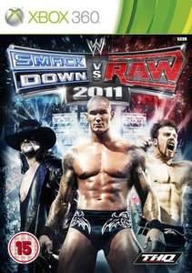 WWE SmackDown vs. Raw 2011 ASDA £10