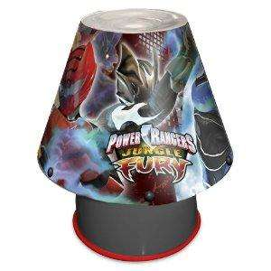 Power Rangers Jf Kool Lamp (can leave on - kids can't touch the bulb) £7 at Amazon