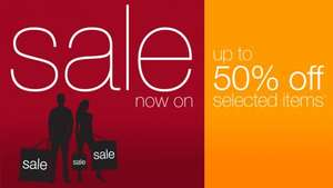 Up To 50% off Sale @ Marks & Spencer