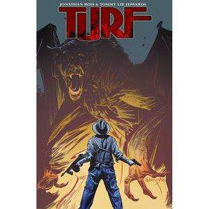 Turf #5 *Signed* - Final Issue (Regular and Variant) £1.95 each at ForbiddenPlanet (+ £1 delivery)