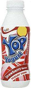 Yoplait Yop Yogurt Drinks 500g - 55p at Asda or 2 for £1 at Morrisons