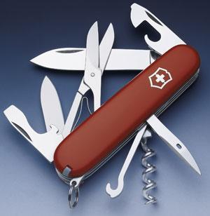 Victorinox Penknife - Climber £12.99 @ 7dayshop