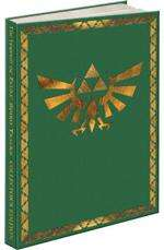 Legend of Zelda: Spirit Tracks Official Collector's Edition Game Guide only £1.99 @ Game