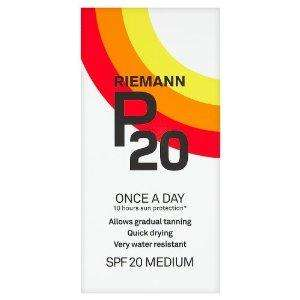 Riemann P20 Once Day 200ml Now £13.98 at Amazon UK Delivered