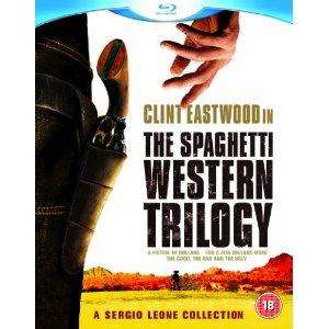 Spaghetti Westerns Blu-ray Collection (3 Films) £17.99 @ Amazon