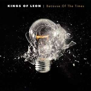 Kings of Leon - Because of the times [CD] - £1 at Sainsburys instore