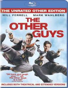 The Other Guys - Extended Edition (Blu-ray) - £6.99 @ base