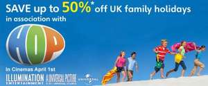 Upto 50% off Haven Holidays