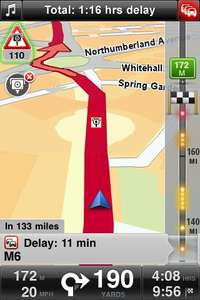 TomTom UK&Ireland for iphone/touch £39.99 @ Appshopper