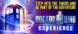 Half price Tickets to Olympia Doctor Who Experience @ Lastminute