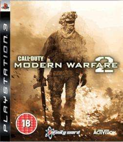 PS3 Modern warfare 2 - gamestation - £7.99 pre-owned + 4.04% TOPCASHBACK/QUIDCO + gamestation are giving away FREE REWARD CARD - 2.5% discount on every transaction.