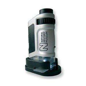 Natural History Museum Pocket Microscope £4.99 at Amazon