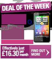 HTC HD on O2  £21.50/month @ Mobiles.co.uk 100mins,500 texts & 500mb £21.50 for 100 mins, 500 texts and 500mb of data total cost £516.