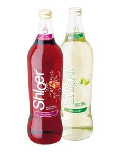 Shloer Sparkling Juice Drink 99p at Lidl