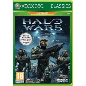 Halo Wars Classics Xbox 360 £6.99 @ Amazon