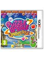 Puzzle Bobble Universe - Nintendo 3DS - New - £12.99 @ Game & Gamestation instore and now online