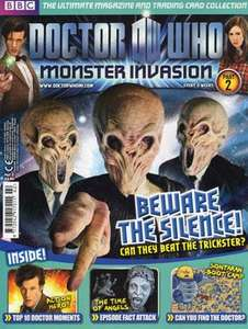 Doctor Who Monster Invasion Issue 2 (WITH HUGE PLASTIC TARDIS) - £2.60 @ Newsagents/Supermarkets/etc.