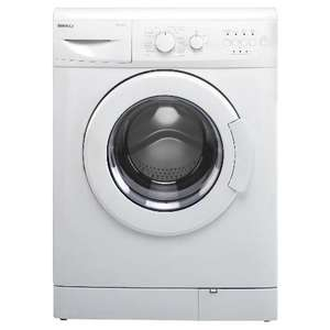 Beko WM6111W Washing Machine 6kg, class A+AB - was £269.97 now £159.97 (with voucher) Delivered +3% Quidco @ Tesco Direct