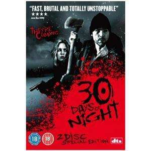 30 Days Of Night: Special Edition (2 Discs) DVD £1.79 delivered @ Shop To