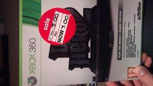 DJ Hero 2 Solus (Xbox 360) now down to £7! Asda (in store)