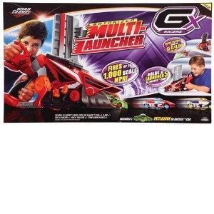 S1 GX Racers Multi-Launcher Mega Set  WAS £39.99 NOW £10 + 2.49 postage Amazon marketplace (The Entertainer )