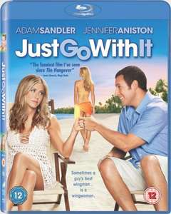 Just Go With It Blu Ray £11.98 @ MyMemory