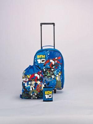 BEN 10 3 PIECE BLUE SET NEW now £8.98 delivered @ argos ebay outlet