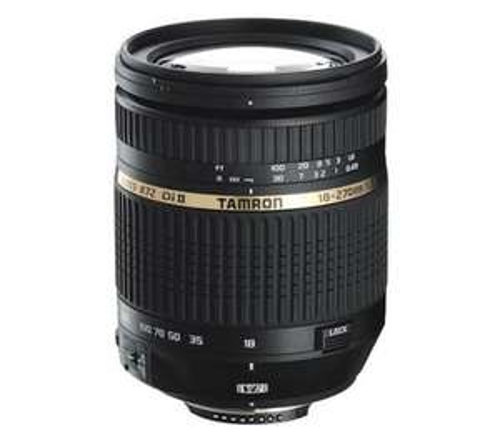 Tamron 18 - 270mm f3.5-6.3 Di II vc ld marco lens  £263.98 @ Currys