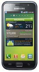 Samsung Galaxy S PAYG Unlocked @  mobiles.co.uk (cpw) for £219 + £10 top up